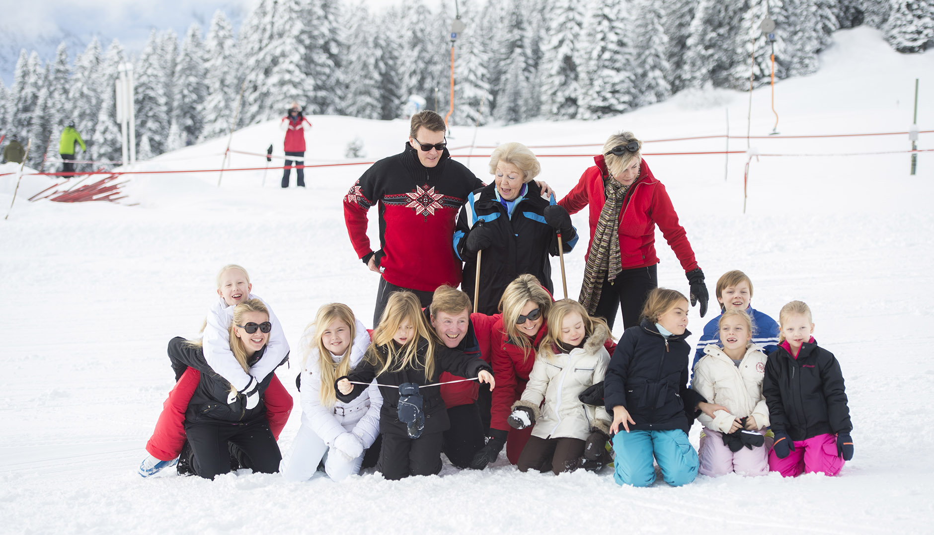 Fotosessie in Lech