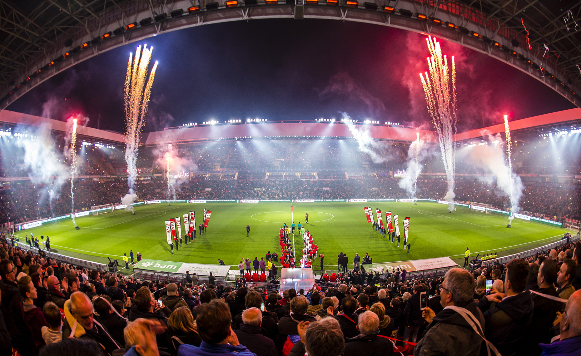 philips psv led stadionverlichting
